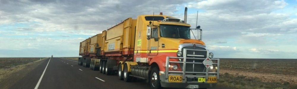 Semi Truck Aa